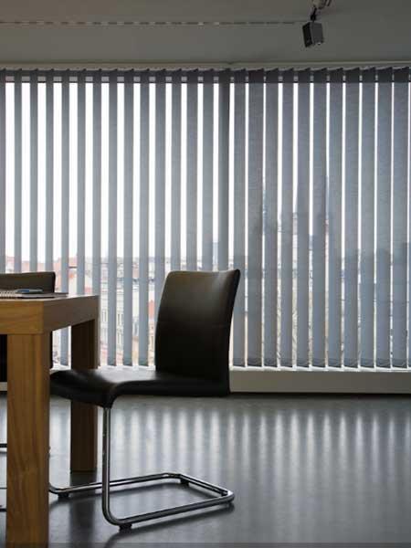 Galleria tende verticali verona tendeverona for Tende per ufficio